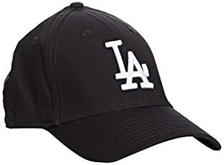 New Era MLB Basic LA Dodgers 39THIRTY Stretch Back Navy casquette de Baseball Homme, Bleu), Medium (Taille fabricant: S/M) (B00429SXKE) | Amazon Products