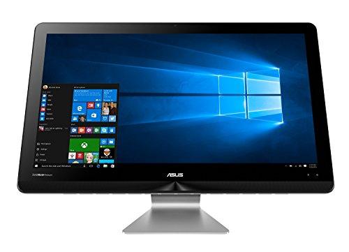 Asus Zen AiO ZN270IEUK-RA045T Ordinateur tout-en-un 27' Full HD Gris (Intel Core i7, 12 Go de RAM, Disque Dur 1 To + SSD 256 Go, Intel HD Graphics, Windows 10) Clavier AZERTY Français
