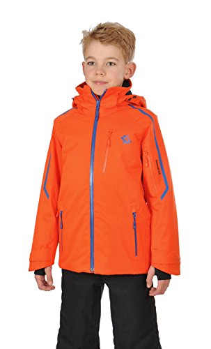 Völkl Team K Speed Jacket Tangerine 158