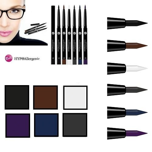 Bell HYPOAllergenic Eye Liner Pencil 20 BROWN.