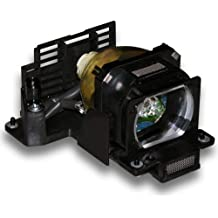 Alda PQ Original, Lámpara de proyector para SONY VPL-CX6 Proyectores, lámpara de marca con PRO-G6s viviendas