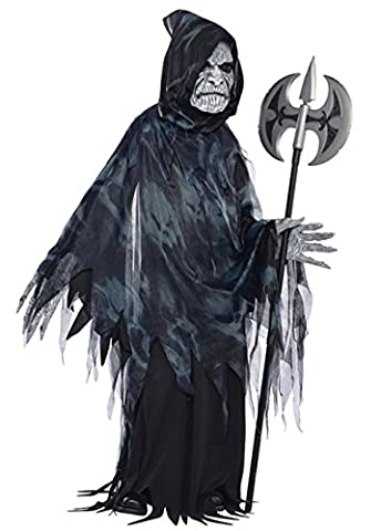 Costume d'Halloween pour enfants mort Soul Taker Large 8-10 years