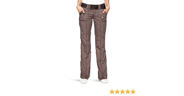 Edc Relaxed By Women's 993cc1b902 Grey fairy Esprit Trousers rrwUH7