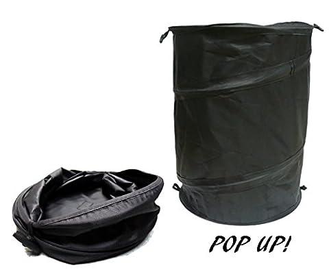 XtremeAuto© LARGE, IN CAR, POP UP WASTE BIN (COLLAPSIBLE). CARAVAN / MOTORHOME / LORRY / VAN