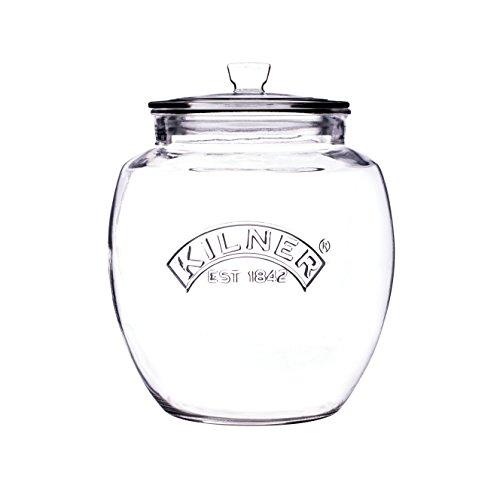 Kilner Universal Storage Jar, Clear, 2 Litre