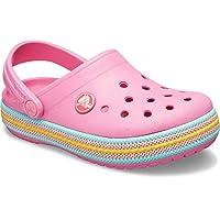 Crocs Kids - Crocband Sport Cord Clog Kids Juniors - Pink Lemonade