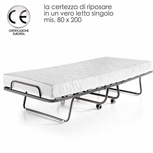 Brandina Pieghevole Milano.Goldflex Brandina Pieghevole Mod Emergency Bed A Doghe In
