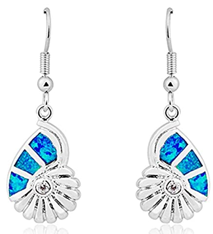 SaySure - Design Earrings Dangle Drop Fashion Jewelry 925 Silver Filled