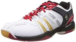 Yonex SHB95S Badminton Shoes, 9 UK (Red)