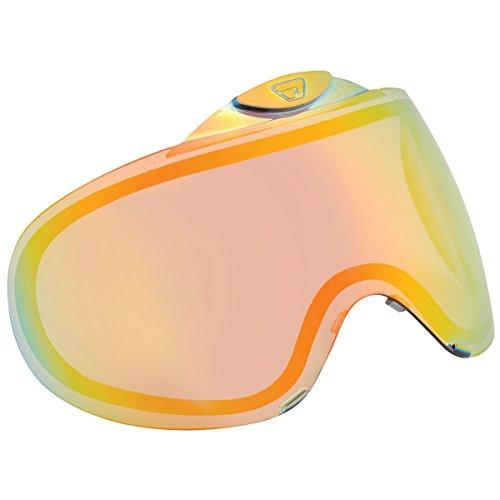 Dye Maskenglas Lens Proto Switch Smoke Bronze Fire, Mehrfarbig, 40268601 (Paintball Maske Brille Thermal)