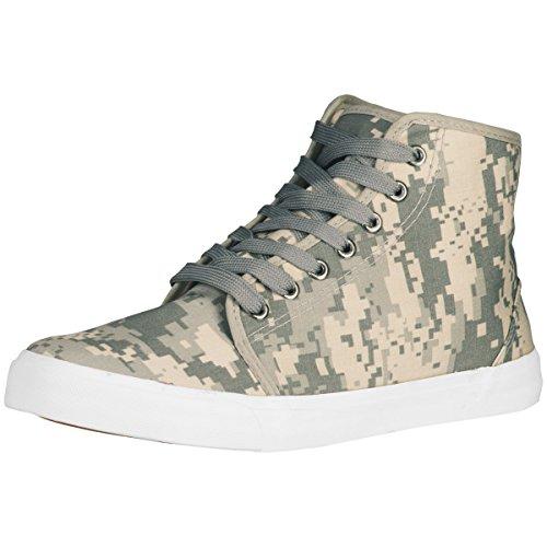 Mil-Tec Hommes Armée Sneaker at-Digital