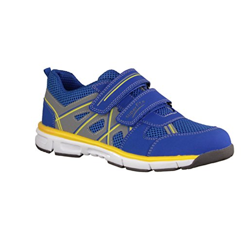 Superfit LUMIS 600410 Jungen Sneaker Blau