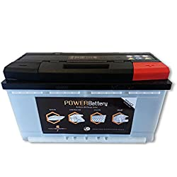 Batterie décharge lente camping car bateau 12v 130ah