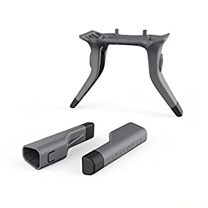 Extended Landing Gear, Lommer PGYTECH Leg Support Protector Extension Replacement Fit for DJI Mavic Pro Drone Accessories by Lommer