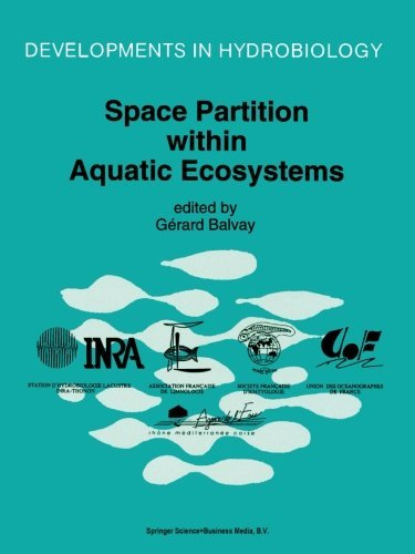 space-partition-within-aquatic-ecosystems-proceedings-of-the-second-international-congress-of-limnol