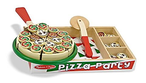Melissa & Doug - 10167 - Pizza En