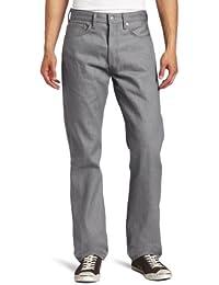 Levi's 501 Original Fit, Jeans Homme, Gris (Silver Rigid 1403), 34W x 34L