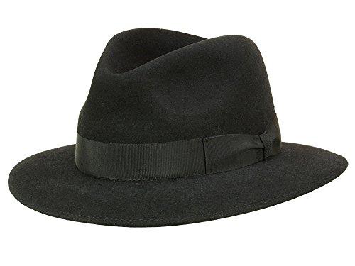 borsalino-marengo-ii-fedora-cappello-in-feltro-in-feltro-coniglio-capelli-nero-nero-56