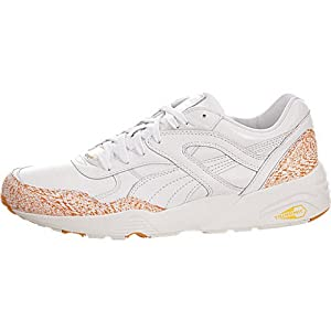 41Sf20dUEFL. SS300  - Puma Mens R698 Snow Splatter Pack Sneakers