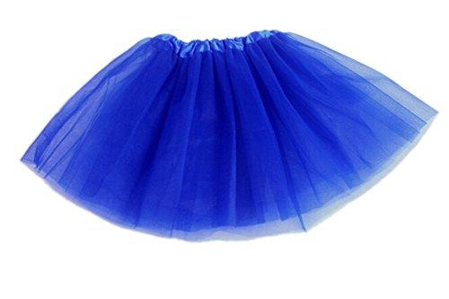 DELEY Kleine Mädchen Princess Classic Ballet Tüll Tutu Rock Partei Tanz Kleid Kostüm - Tanz Kostüm Für Kleine Mädchen