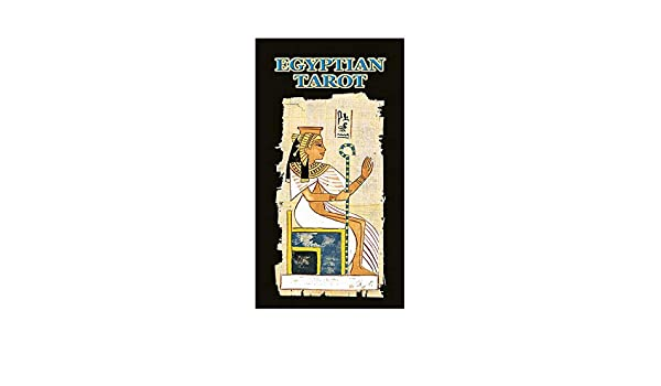 78 Cartes avec Instructions Silvana Alasia Tarot Egyptien