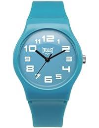 Everlast EV-700-201 - Reloj analógico unisex de plástico azul