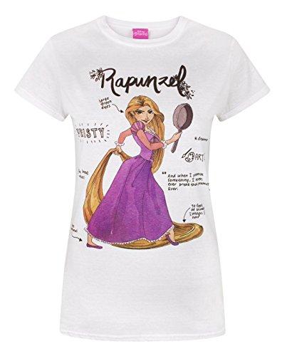 Disney Tangled Rapunzel Women's T-Shirt (S), occasion d'occasion  Livré partout en Belgique
