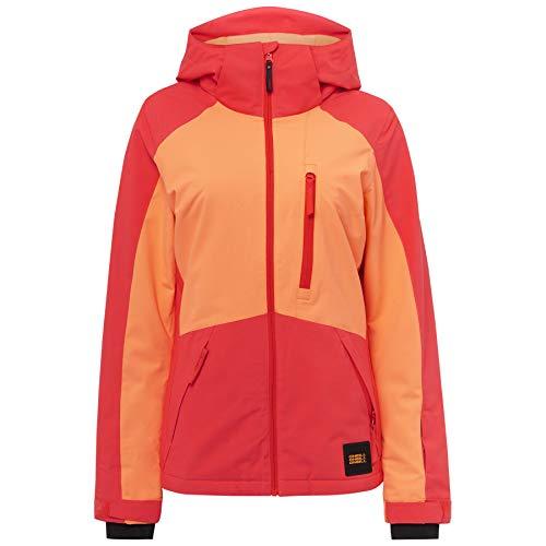 O'Neill PW Aplite Jacket Skijacke und Snowboardjacke für Damen XS orange (Neon Flame)