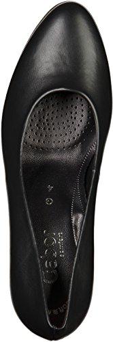 GABOR comfort - Damen Pumps - Schwarz Schuhe in Übergrößen Schwarz
