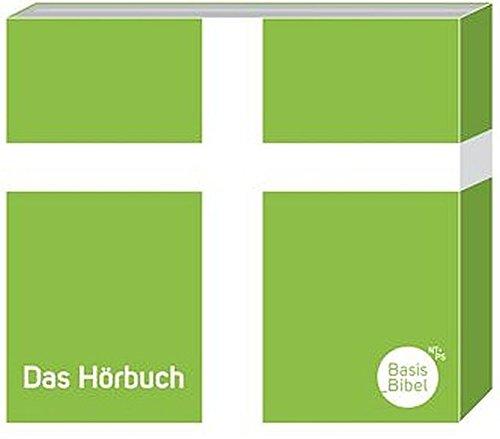 BasisBibel. Das Hörbuch. Das Neue Testament und die Psalmen: 3 MP3-CDs im DigiPac