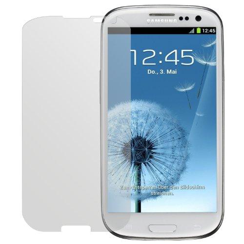 Dipos Antireflex Displayschutzfolie für Samsung Galaxy S3 i9300