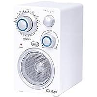 Trevi 0RA74201 Radio, Bianco