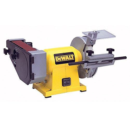 DeWalt DW753-QS Esmeriladora Banco 415W 2.750 rpm