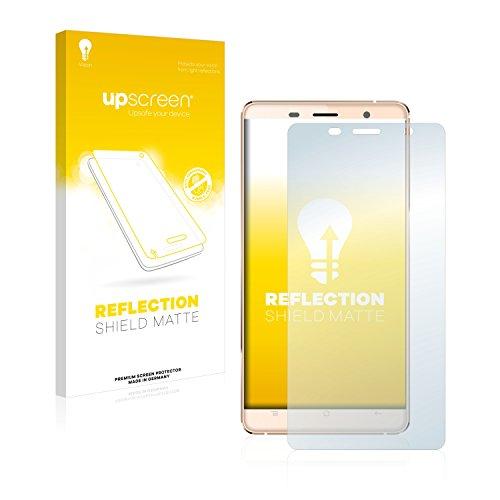 upscreen Entspiegelungs-Schutzfolie kompatibel mit Cubot CheetahPhone - Anti-Reflex Bildschirmschutz-Folie Matt