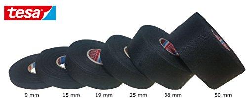 tesa-gewebeband-pet-vlies-51608-isolierband-fr-kabelbume-baumwolle-klebeband-15mm-x-25m