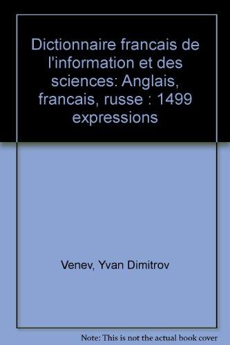 Dictionnaire français de l'informatique et des sciences