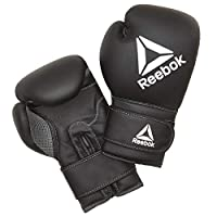 BOXING GLOVES-16OZ BLK, 1 SIZE