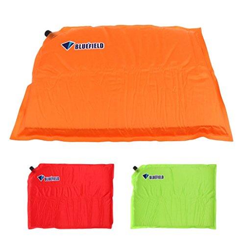 SGerste 3hohe Qualität Outdoor Camping Pad Sitzkissen selbst aufblasende Matte Decke Tasche