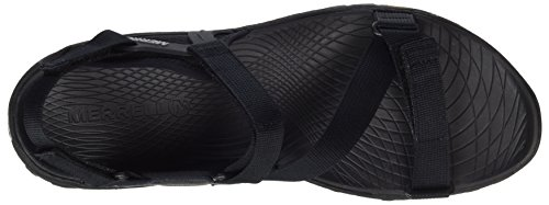 Merrell All Out Blaze Web, Scarpe da Arrampicata Uomo Nero (Black)