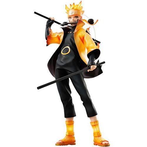 JJJJD Modelo de Personaje de Naruto Shippuden Edición Exquisita Estat
