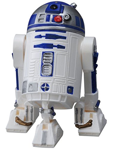 Star Wars Metal Figure Collection MetaColle Metall/PVC Figur: #03 R2-D2