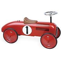 Vilac - Correpasillos coche vintage, color rojo (1049)