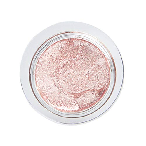 Beisoug Cosmetic Eyeshadow Maquillage Brillant Poudre Perle Métallique Haute Brillance