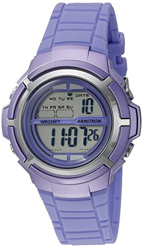 armitron-sport-womens-45-7045prsv-silver-tone-accented-digital-purple-resin-strap-watch