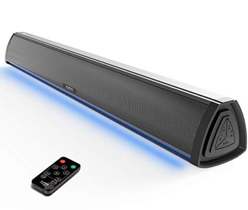 Barra de Sonido con Bluetooth