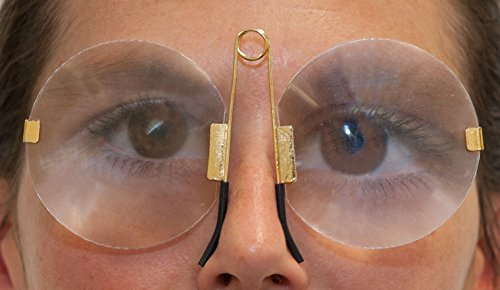 Nystagmusbrille: M glasses - Fresnel-based device