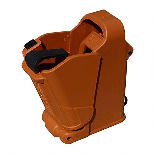 Maglula UpLULA 9mm .45ACP orange brown