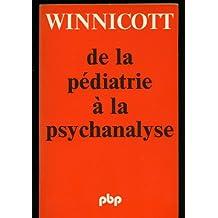 De la pediatrie à la psychanalyse