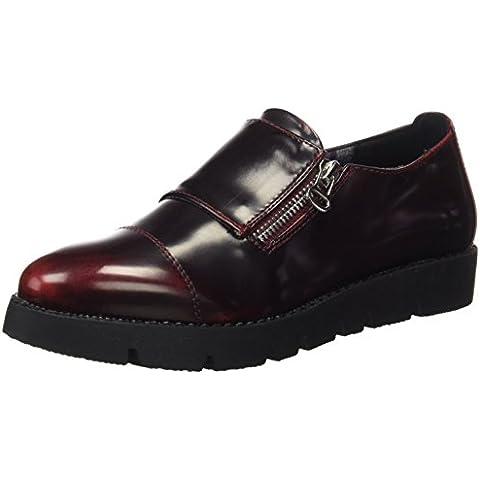 Mariamare 61266 - Zapatos con cremallera para mujer