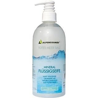 ALPENCOSMED Totes Meer Salz Mineral Fl.-Seife 500 ml